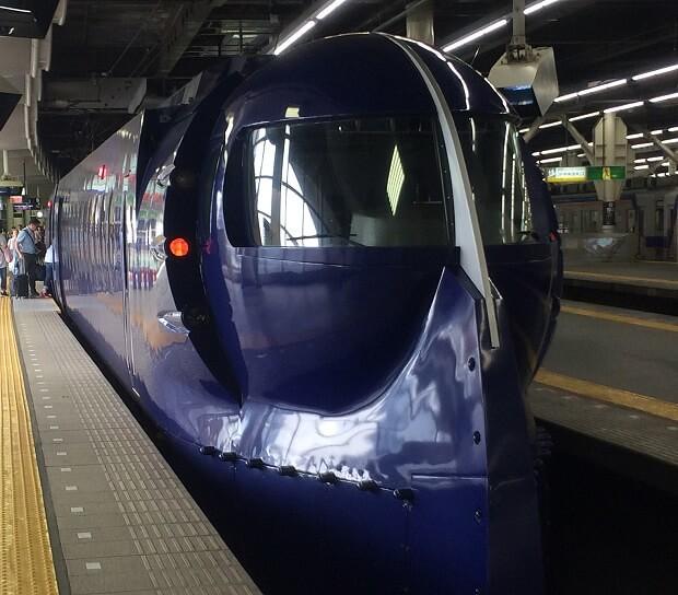 161009 南海電鉄ラピート
