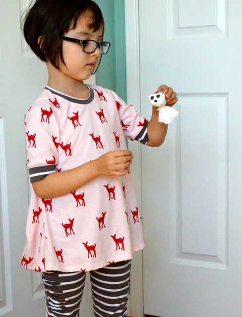Posey Tunic and Peony Leggings