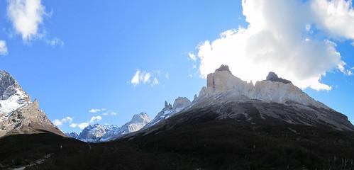 Torres del Paine: trek du W. Jour 3: mirador del Francès