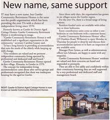 Gawler Community Retirement Homes