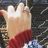 Paris je t'aime.  #parisjetaime #ringfinger #ring:ring: #traintracks #loves_paris #thisisparis #parisweloveyou #iloveparis #ootd #whatimwearing #accessoriesoftheday