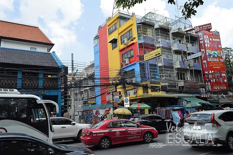 donde dormir en Tailandia