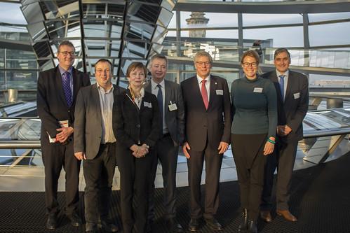 Dr.-Ir. Egbert Lox, Oliver Krischer, Dr. Herlind Gundelach, Dr. Andreas Jaron, Johann-Friedrich Dempwolff, Franzsika Erdle, Dr. Mark Mistry