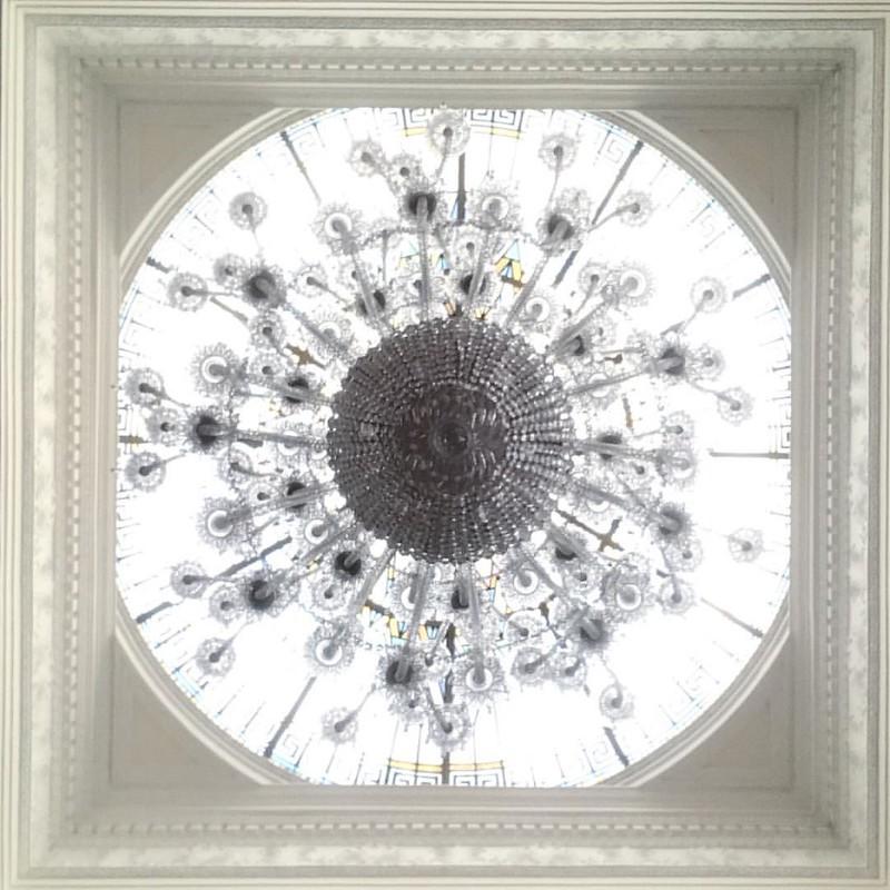 : chandelier   #baufox_oht2016 #oht2016 #openhousethessaloniki2016