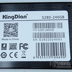 SSD KingDian S280 240GB 5