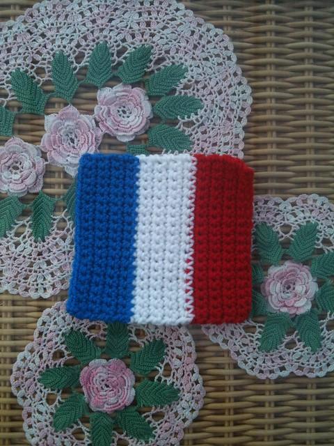 The Flag of France made by akarapacha (RAV).