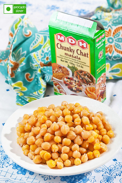 Cabuli Chana Chaat