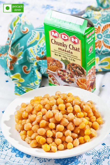 Cabuli Chana Chaat