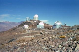 1988 Chile; La Silla