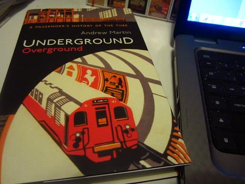 Underground Overground by Andrew Martin