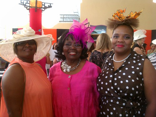 Honey Shine Inc. Hats Off Luncheon
