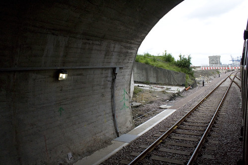 Tunnel portal