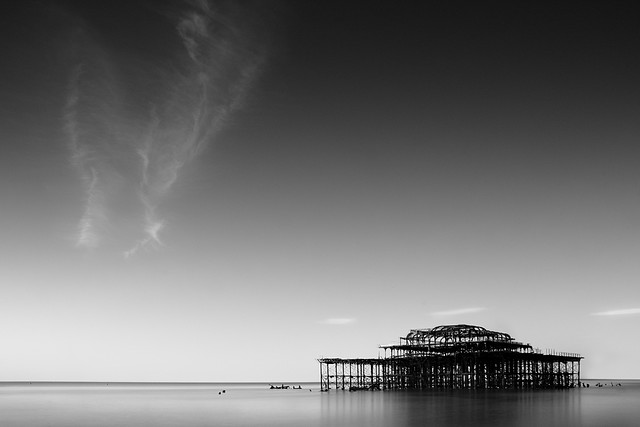 The Old Pier, Brighton