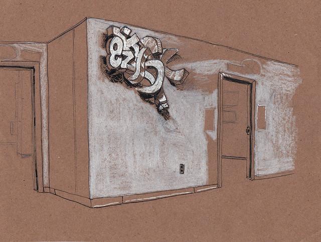 artomatic sketchcrawl