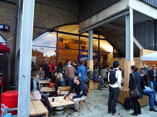 Camden Town Brewery Bar, Kentish Town, NW5