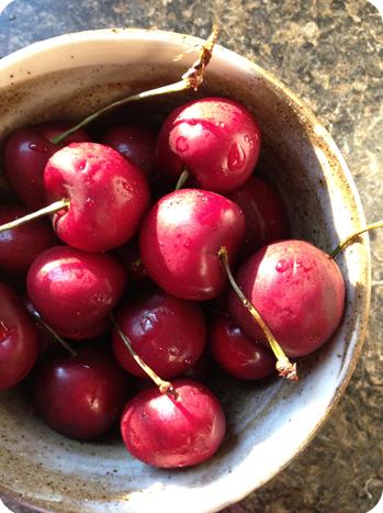 Cherries are love