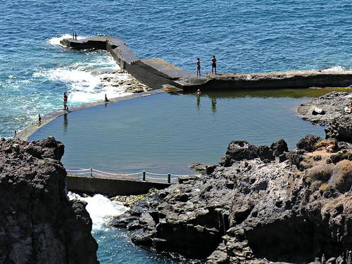Crab Island, Los Gigantes