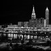 Downtown Cleveland by rabesphoto