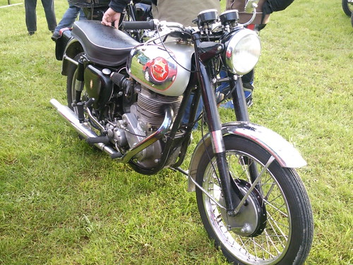 BSA Gold Star 500cc