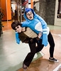 Courtoon and Solo-Dono as Mordecai and Rigby Katsucon 2013 Regular Show Cosplay by WhiteDesertSun
