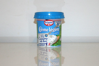 05 - Zutat Creme legere / Ingredient creme legere
