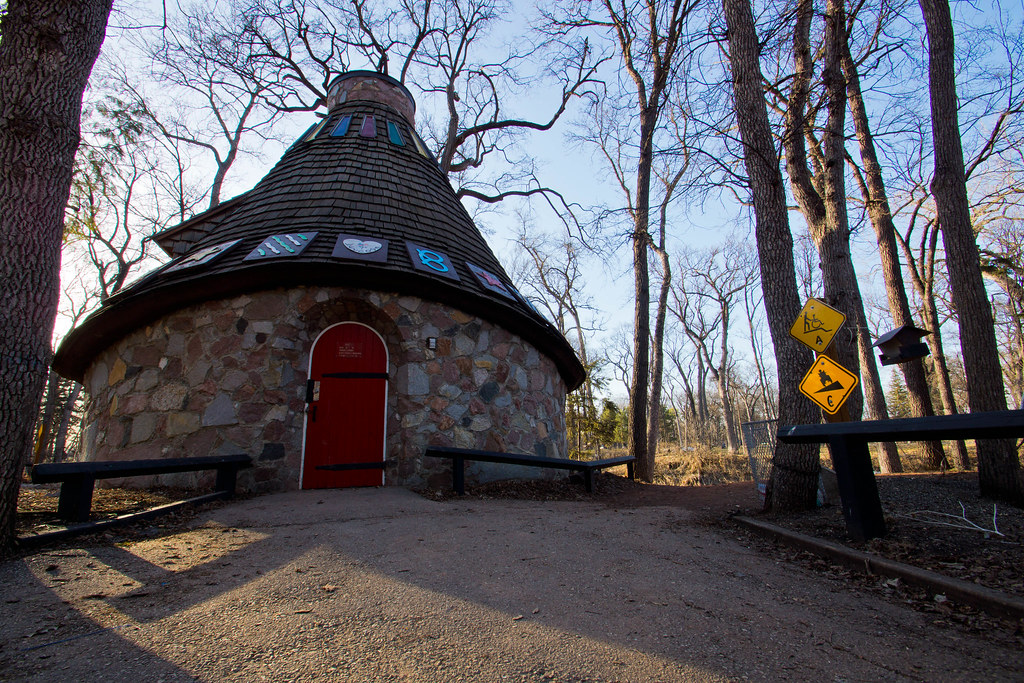 Witch`s Hut - Kildonan Park Winnipeg