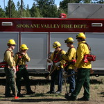 Wildland Fire Drill Held June 3, 4, 5 & 6
