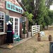 Nutmeg shop on Nicasio Square