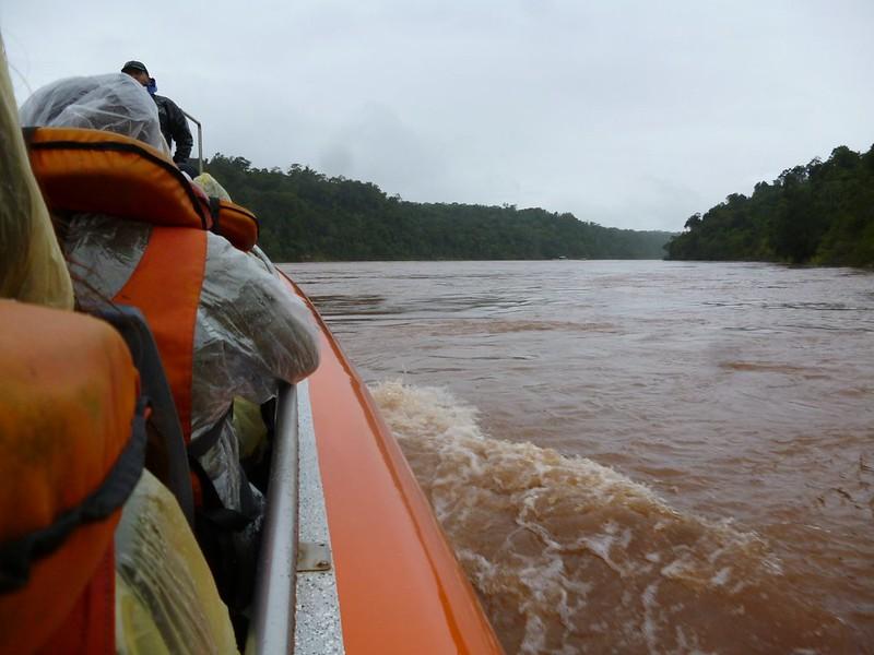 Iguazu Falls grand adventure
