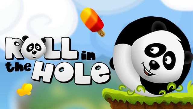 PlayStation Mobile: Roll in the Hole