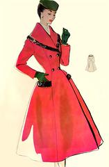 Dior Coat inspiration, Dior, Louis Vuitton, Lena Hoscheck