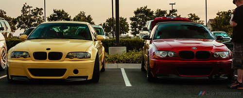 BMW M3 E46 and 330Ci E46