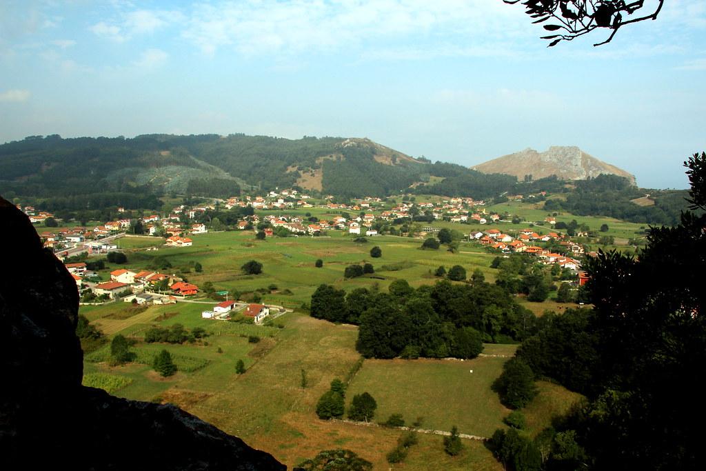 Por el Valle de Liendo