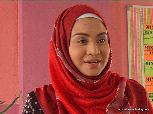 Maslina Nasir pegang watak ustazah