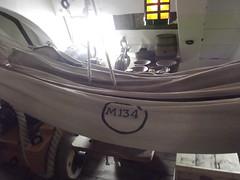 HMS Victory - Portsmouth Historic Dockyard - Middle Deck - hammock