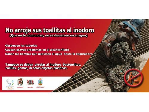 Noticias de ag imes el ayuntamiento de ag imes lleva a for El inodoro que te lava