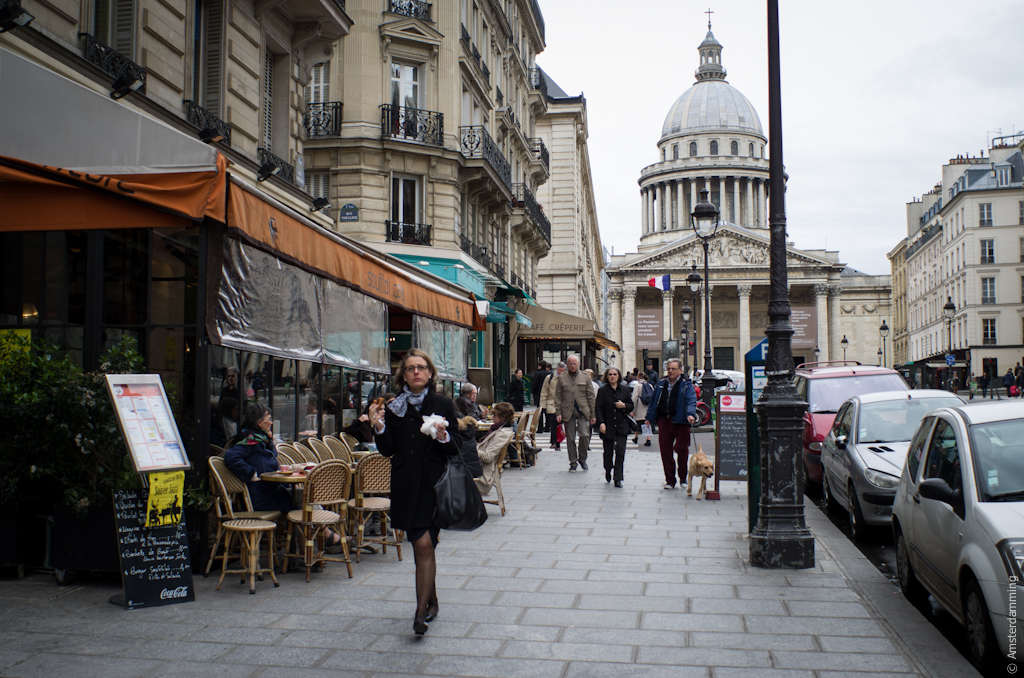 Paris, Le Pantheon