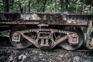 Stumphouse Railroad Wheels