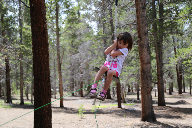 Leadville Zip Line