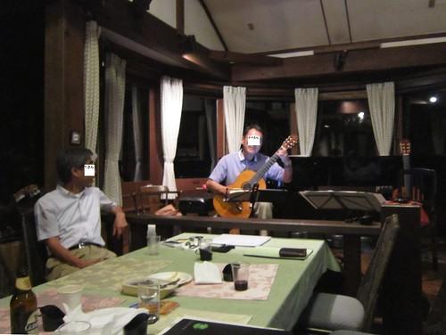 ナベさんの弾き語り 2013年8月3日 by Poran111