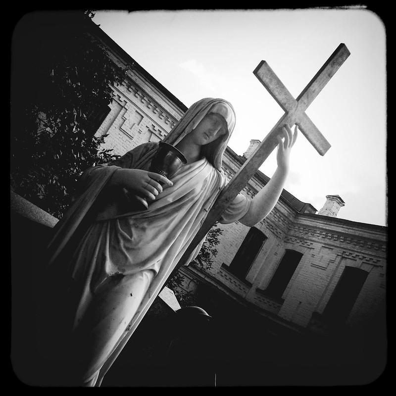 «Крест, Бокал и Печаль» (Cross, Glass and Grief) ver.2