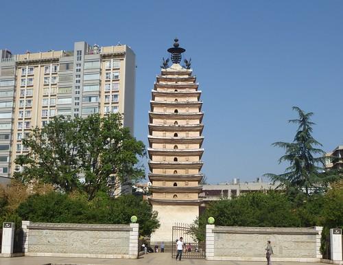 Yunnan13-Kunming-Pagodes (2)