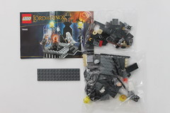 LEGO The Lord of the Rings The Wizard Battle (79005)