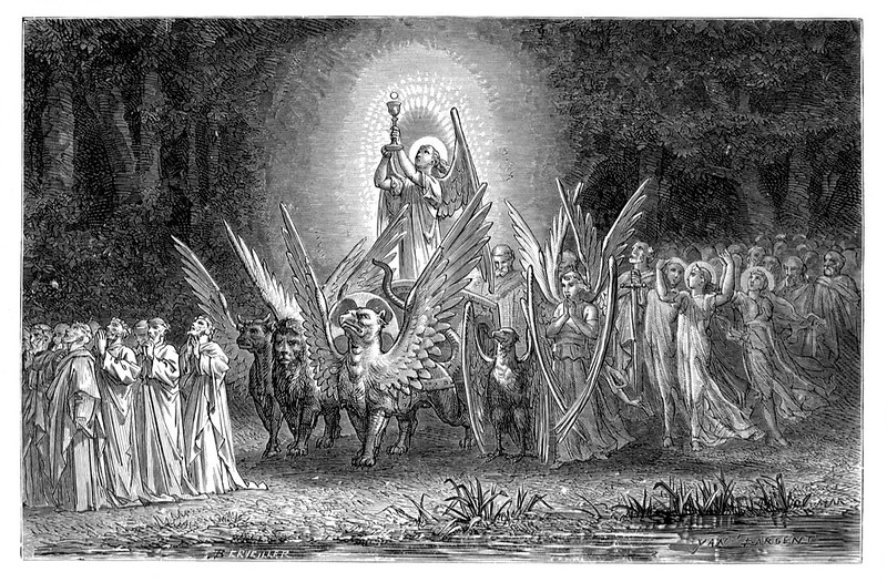 Jean-Edouard Dargent - Illustrations from Dante's Divine Comedy 1870 (13)
