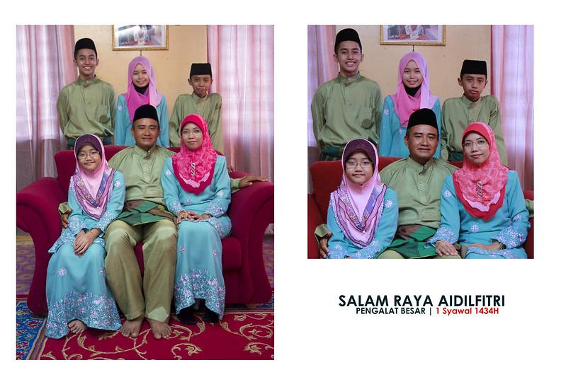 Noor's Family