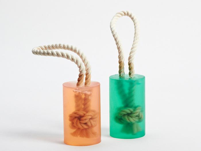 Pat Kim - soap sculptures