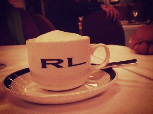 RL cappuccino