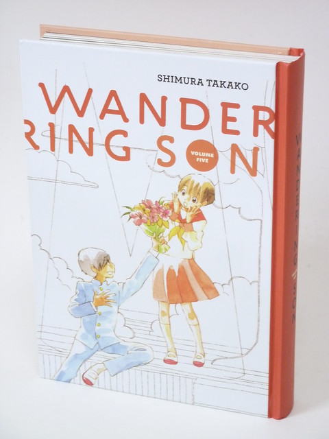 Wandering Son Vol. 5 cover
