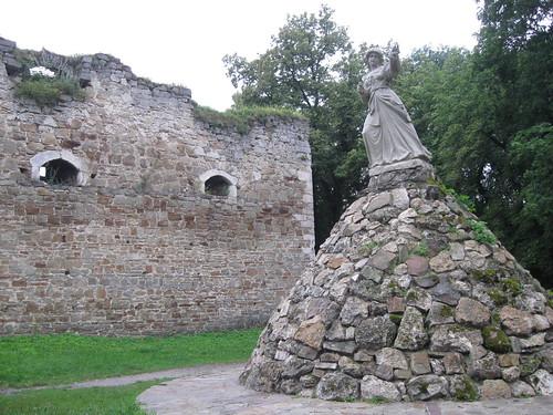 Теребовлянський замок
