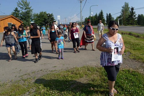 March for missing women